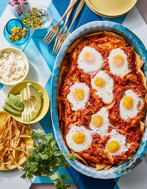 chilaquiles-breakfast-casserole/ onions 52