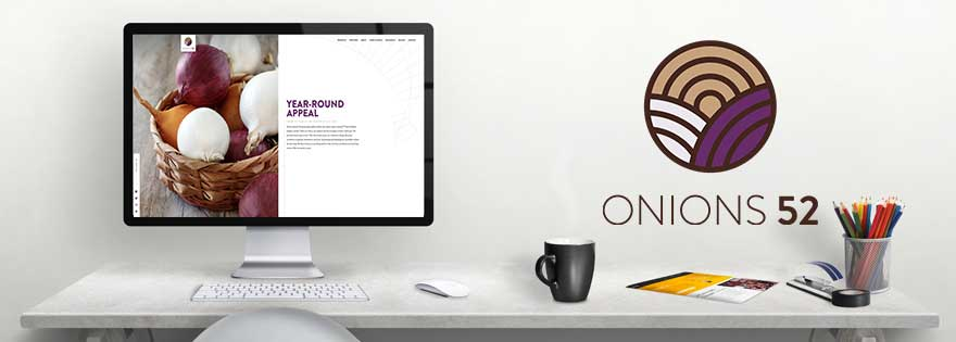 Onions 52 launches innovative new website